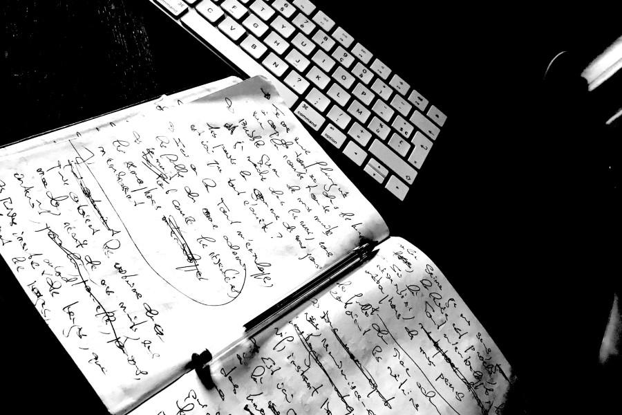 Stage d'écriture / adaptation de texte français vers l'anglais